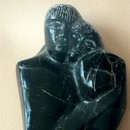 Sculpture Maryse Houdy, Couple